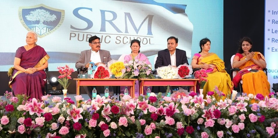 SRM Public School Annual Day